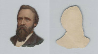 Y95 Die Cuts, Presidents, 1890's, Rutherford Hayes