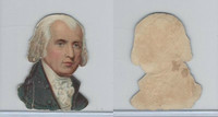 Y95 Die Cuts, Presidents, 1890's, James Madison