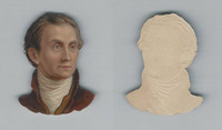 Y95 Die Cuts, Presidents, 1890's, James Monroe