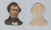 Y95 Die Cuts, Presidents, 1890's, Franklin Pierce