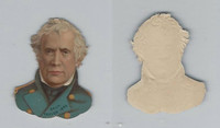 Y95 Die Cuts, Presidents, 1890's, Zachery Taylor