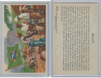 W608-1 Educational, Good Neighbors America, 1950's #23 Brazil