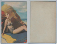 W424-2d Mutoscope, Glorified Glamour Girls, 1940, And the Wind Blew