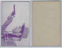 W Card, Cowboys Stars, Magenta, 1950's, Fred MacMurray