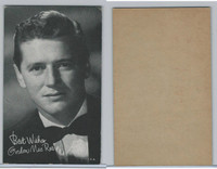 W Card, Exhibit, Salutations Male Singers, 1960's, Gordan Mac Rae