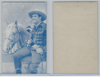 W Card, Cowboys Stars, Blue Tint, 1950's, Gene Autry (11)