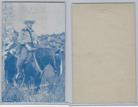 W Card, Cowboys Stars, Blue Tint, 1950's, Gene Autry (20)
