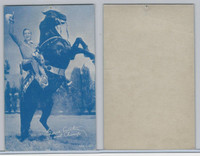 W Card, Cowboys Stars, Blue Tint, 1950's, Gene Autry (22)