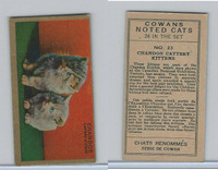V17 Cowan's, Noted Cats, 1925, #23 Chandos Cattery Kittens