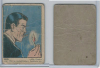 V339-3 Parkhurst, Color Comic, Blank Back Type, 1951, #35 Aces