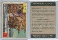 V339-9 Parkhurst, Operation Sea Dog, 1955, #1 Jolly Roger, Pirate