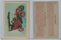 V339-16 Parkhurst, Old Time Cars, 1956, #32 Tourist 1908