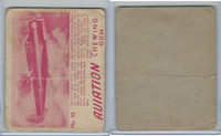 V401-1 World Wide Gum, Aviation Chewing Gum, 1942, #52 Vultee