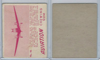 V401-1 World Wide Gum, Aviation Chewing Gum, 1942, #96 Monospar Ambulance