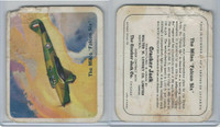 V407-1 Lowney, United Nations Battle Planes, 1940's, #37 Miles Falcon Six