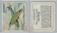 V407-1 Lowney, United Nations Battle Planes, 1940's, #47 Armstrong Ensign