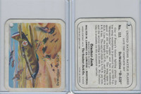 V407-3 Lowney, United Nations Battle Planes, 1940's, #111 DeWoitine D-520