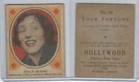 V289 Hamilton, Hollywood Picture Stars, 1938, #20 Polly Moran