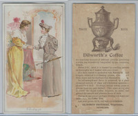 K121 Dilworth, Cards Of The Week, 1900, Friday