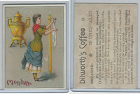 K122 Dilworth, Cards Of Months & Weeks, 1900, Monday