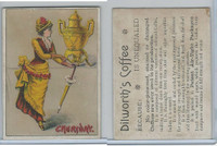 K122 Dilworth, Cards Of Months & Weeks, 1900, Thursday