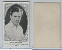 W585, Movie Stars, Blank Backed, 1921, #104 Jack Perrin