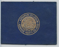 L20 American Tobacco Leather, College Seals, 1912, Adrian College