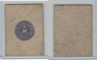L20 American Tobacco Leather, College Seals, 1912, Amherst (White)