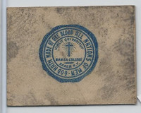L20 American Tobacco Leather, College Seals, 1912, Barea