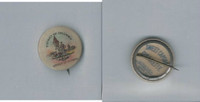 P10 American Tobacco Pins, State Arms, 1898, District Of Columbia