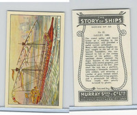 M164-52 Murray, Story of Ships, 1940, #12 Galley, 1560