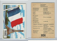 D0-0 Dandy (Denmark), National Flags, 1965, #7 France