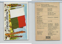 D0-0 Dandy (Denmark), National Flags, 1965, #69 Malagasy