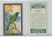 A5-14 Abdulla, Feathered Friends, 1935, #10 Golden Fronted Bulbul