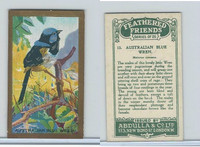 A5-14 Abdulla, Feathered Friends, 1935, #13 Australian Blue Wren
