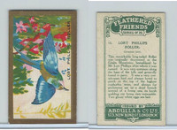 A5-14 Abdulla, Feathered Friends, 1935, #15 Lort Phillips Roller