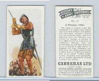 C18-55 Carreras, History Army Uniforms, 1937, #21 A Fireman (1633)