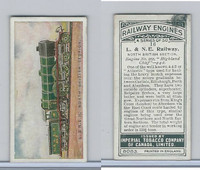 C30 Imperial Tobacco, Railway Engines, 1923, #16 L & NE Railway