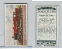C30 Imperial Tobacco, Railway Engines, 1923, #21 Southern Railway