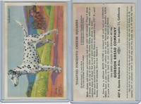 D39-3, Gordon Bread, Recipe - Dogs, 1940's, Dalmatian