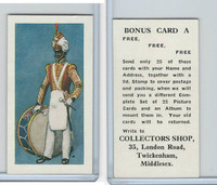 C0-0 Collector's Shop, British Military Musicans, 1961, 11