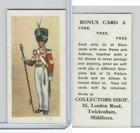 C0-0 Collector's Shop, British Military Musicans, 1961, 13