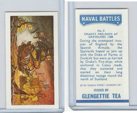 G0-0 Glengettie Tea, Naval Battles, 1971, #3 Drake's Fire-Ships at Gravelines