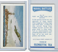 G0-0 Glengettie Tea, Naval Battles, 1971, #25 Fleet Air Arm Goes into Action