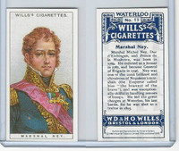 I0-0 Imperial, Waterloo Reprint, 1987, #11 Marshal Ney