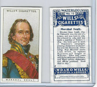 I0-0 Imperial, Waterloo Reprint, 1987, #12 Marshal Soult