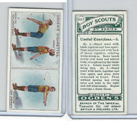 O2-94 Ogdens, Boy Scouts, 1914, #207 Useful Excercises