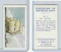 "A46-0 Amalgamated, Evolution Royal Navy, 1957, #11 The ""Victory"""