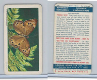 F450-6 Brook Bond, Butterflies North America, 1965, #1 Pearly Eye