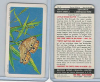FC34-9 Brook Bond, Butterflies North America, 1965, #2 Little Wood Satyr